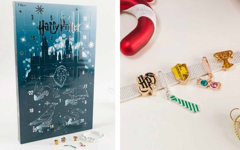 Harry Potter charm advent calendar