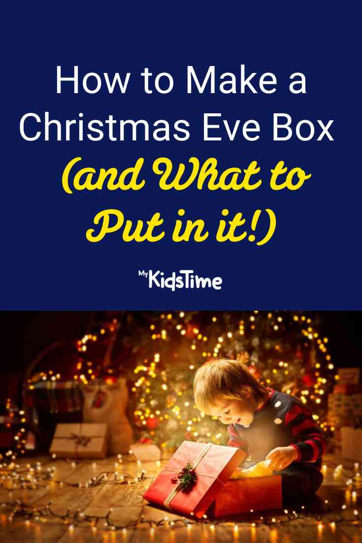 How To Make A Christmas Eve Box Up And What To Put In It
