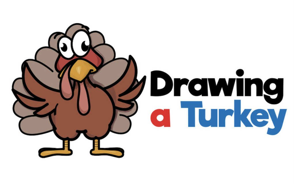 How to Draw turkey