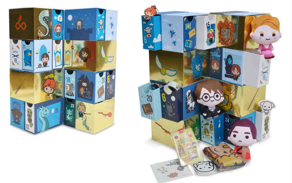 Kids@play harry potter advent calendar