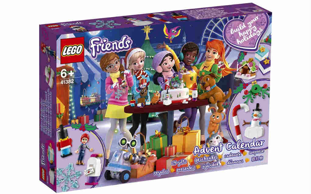 LEGO Friends LEGO advent calendar