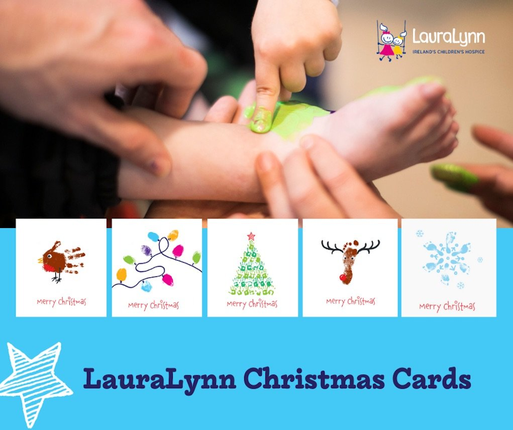 LauraLynn Christmas Card Appeal