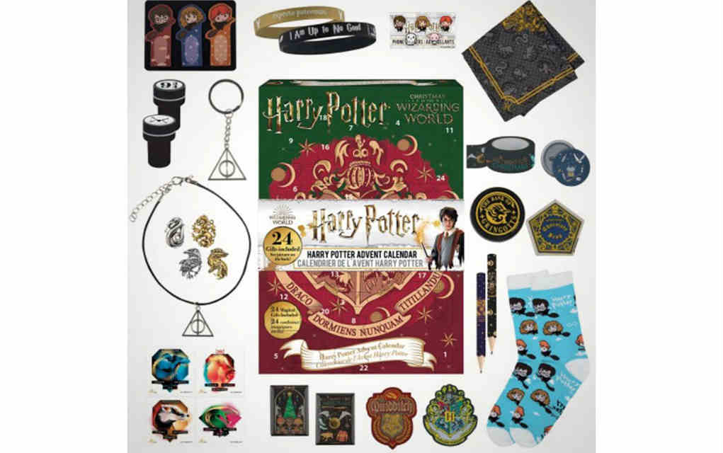 Menkind Harry Potter advent calendar