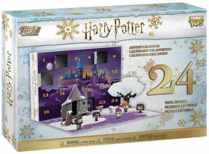 POP Harry Potter advent calendar