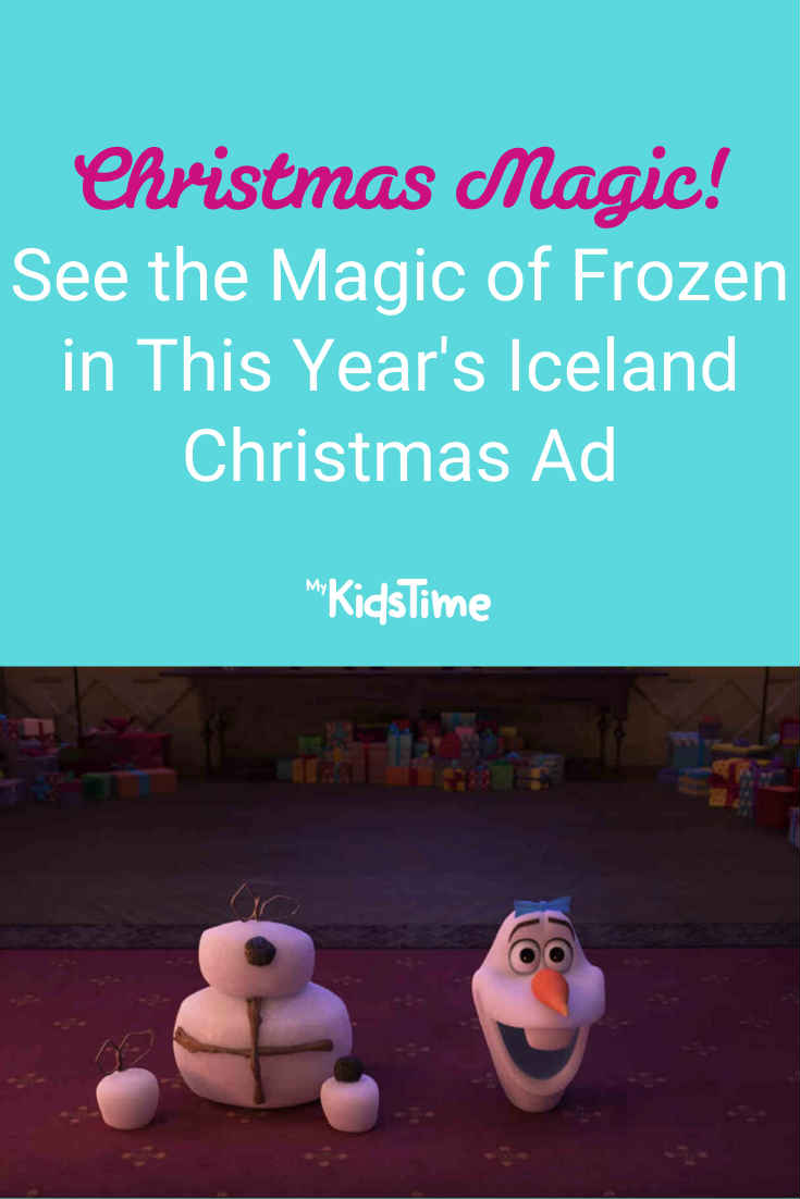 See the Magic of Frozen in This Year's Iceland's Christmas Ad