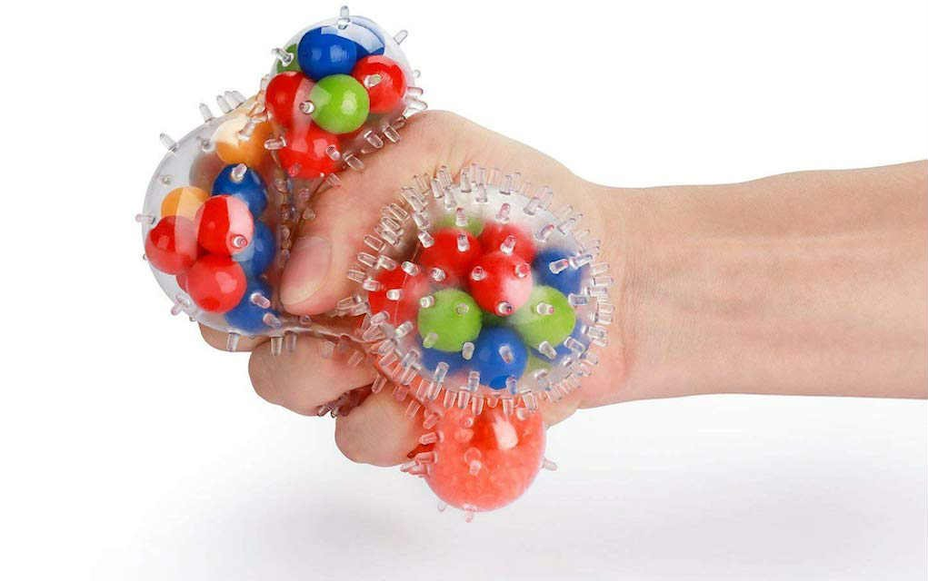Stress and Squeeze Balls
