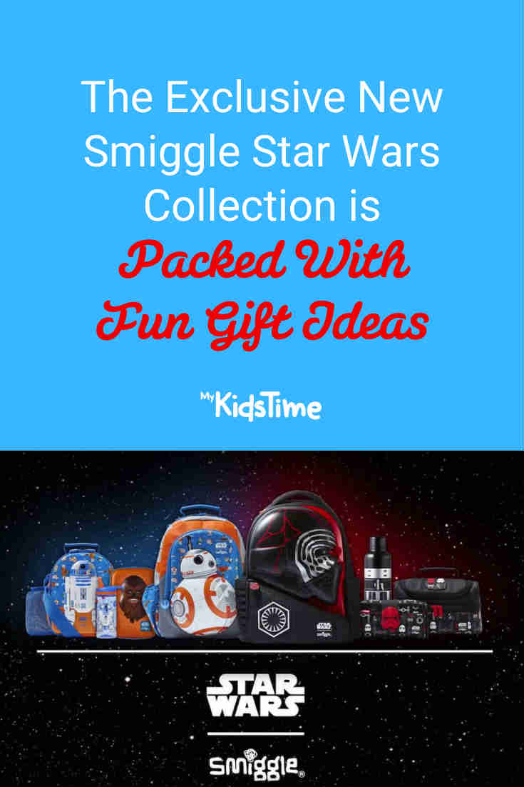 The Exclusive New Smiggle Star Wars Collection is Packed With Fun Gift Ideas! - Mykidstime