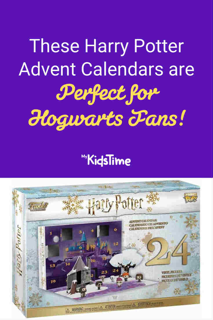 These Epic Harry Potter Advent Calendars are Perfect for Hogwarts Fans - Mykidstime
