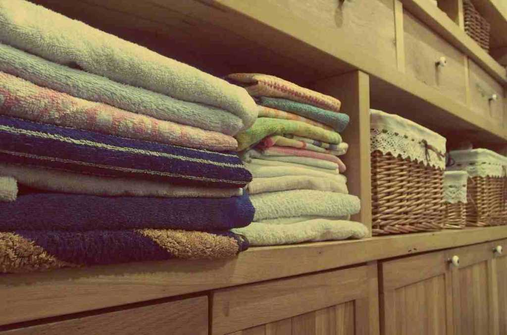 airing cupboard laundry