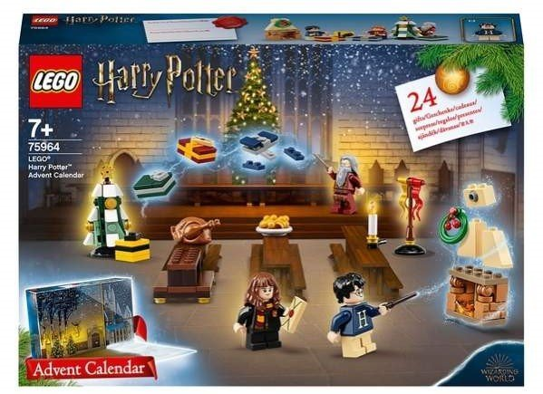 lego advent calendars harry potter