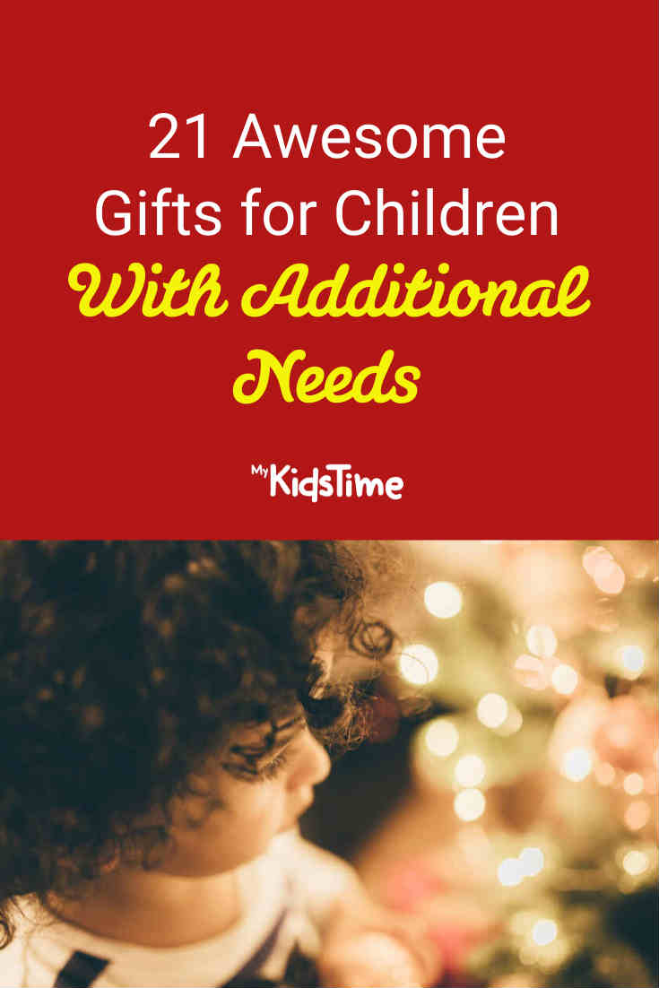 21 Awesome Gifts For Children With Additional Needs - Mykidstime