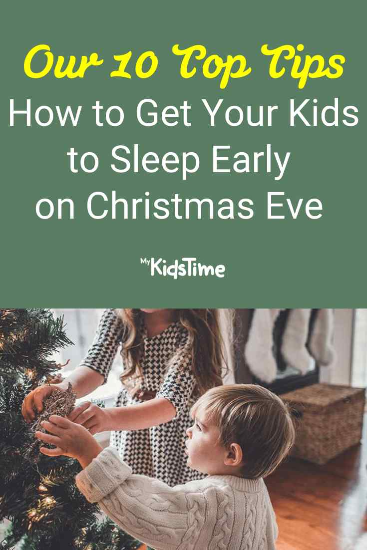 Kids on Christmas Eve