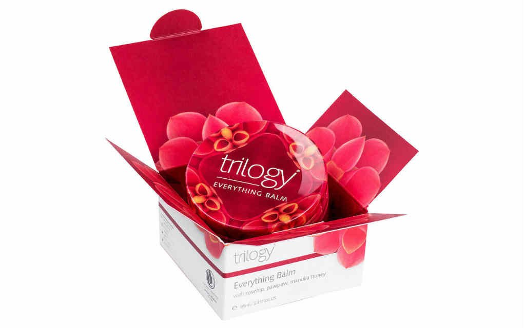 Mykidstime team recommends - Trilogy Everything Balm