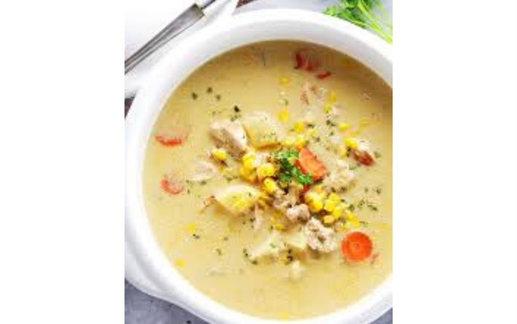 Turkey corn chowder Diethood