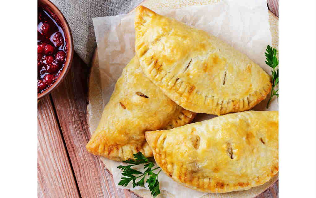 Leftover Turkey empanadas The Spruce Eats - Mykidstime