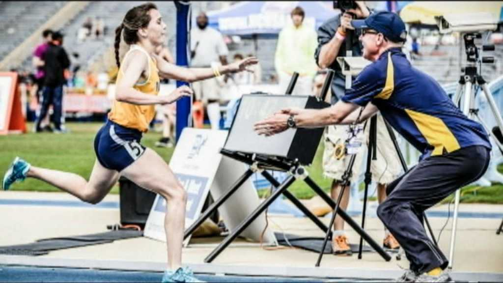 Kayla Montgomery Collapses After Every Race – But Keeps Running While She Can