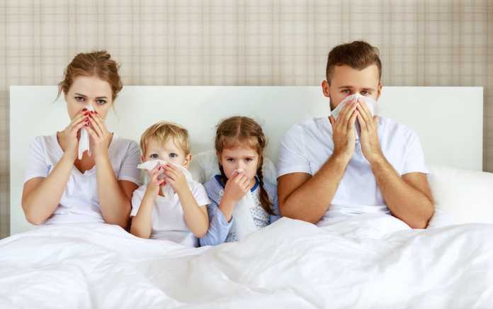 sick family tips for soothing coughs and colds