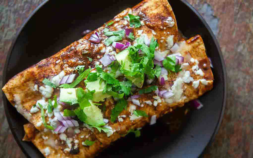 turkey-enchiladas Simply Recipes