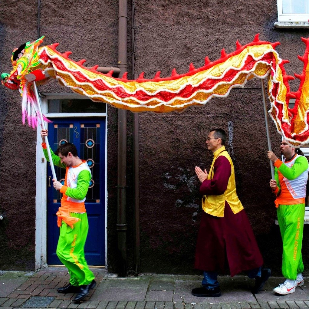 Chinese New Year Nano Nagle Place Things to Do with Kids in Ireland Feb 2020