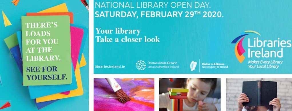 National Libraries Open Day 2020