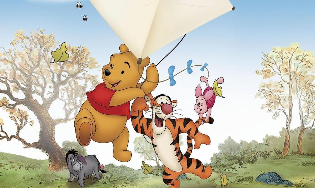 Winnie The Pooh adventure trail at Rathwood What's On in Carlow