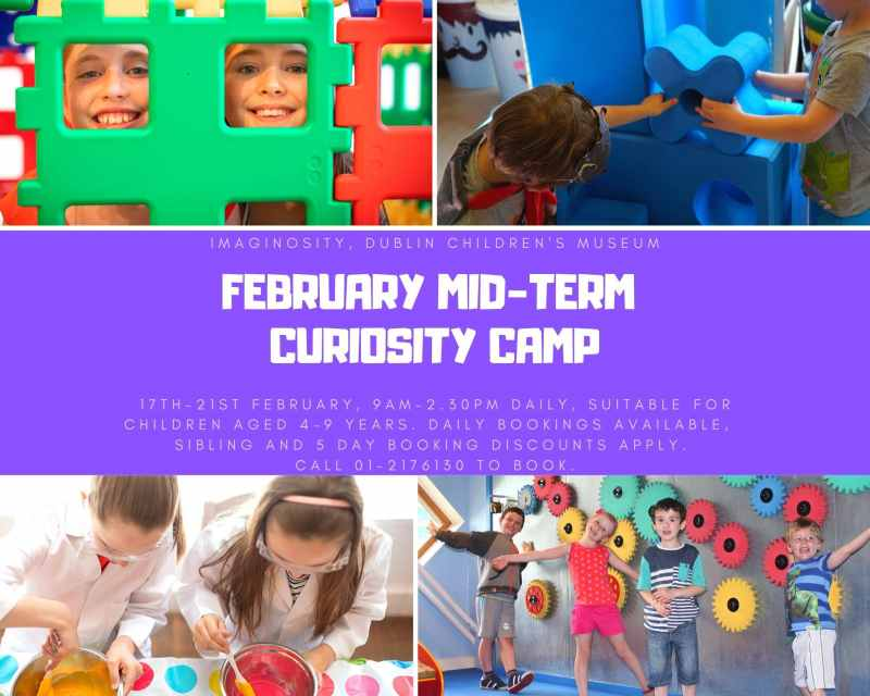 imaginosity mid term camp