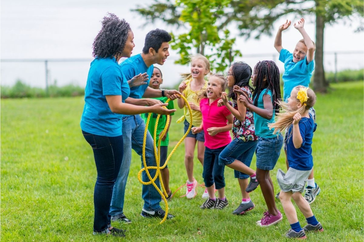 summer camps for kids in Ireland