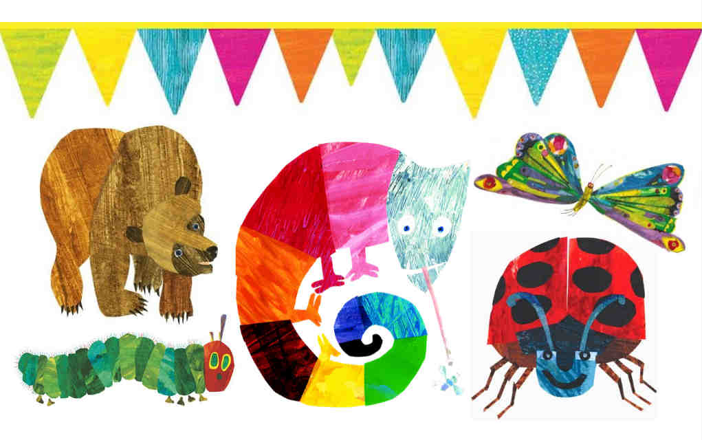 12 Fantastic Eric Carle Books You May Not Have Heard Of - Mykidstime