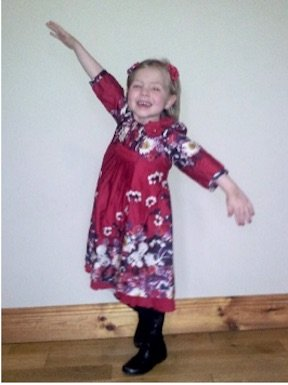 Aideen today Hand in Hand Myelodysplastic Syndrome