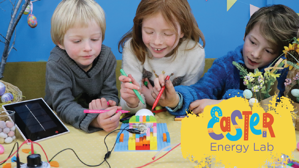 Easter Energy Labs at Cool Planet Experience
