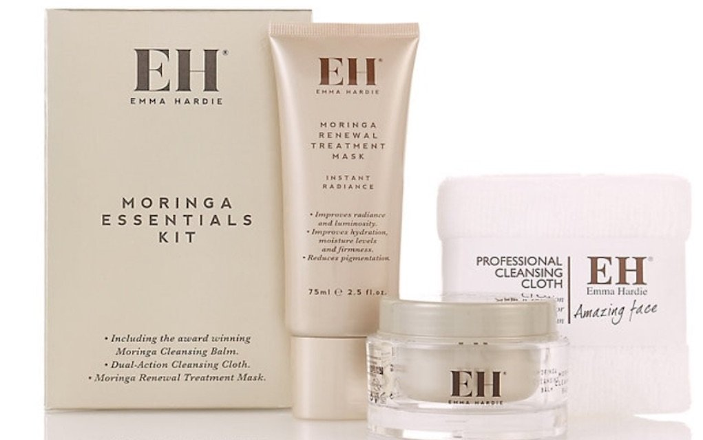 Emma Hardi moringa essentials kit M&S exclusive best Mother's Day gifts