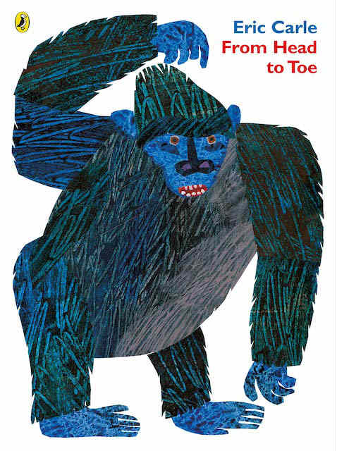 Eric Carle Book From Head to Toe