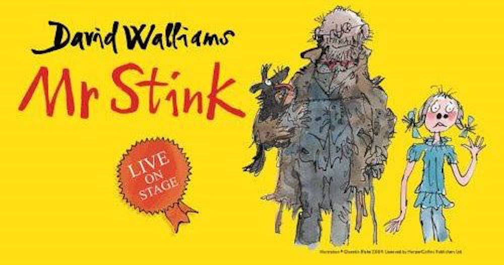 Heartbreak productions mr Stink things to do with kids in Ireland What's On outdoor family theatre and cinema events in Ireland