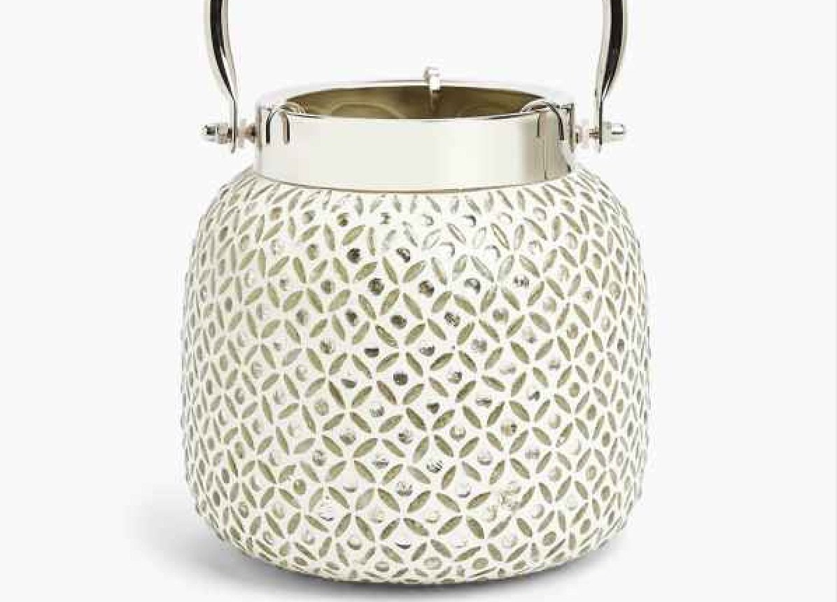 M&S large beaded lantern best mother's day gifts