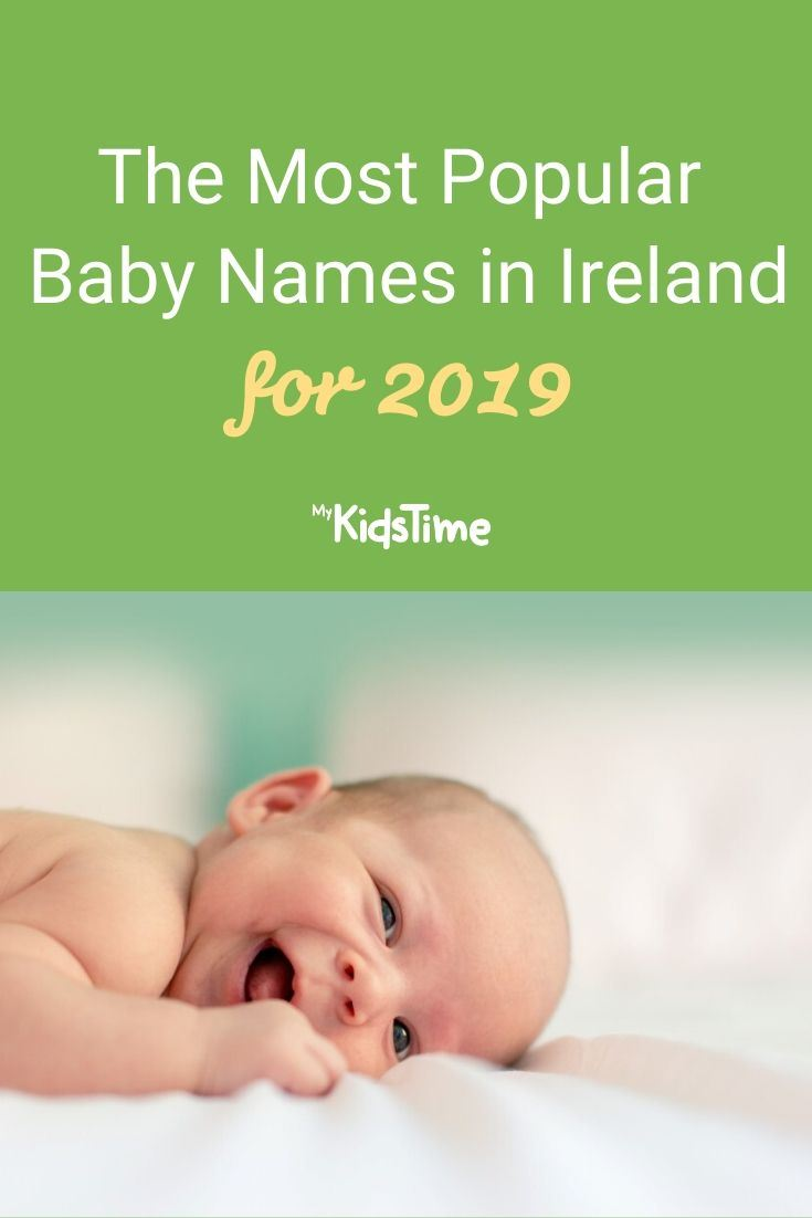 The Most Popular Baby Names in Ireland 2019