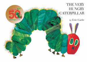 The Very Hungry Caterpillar Eric Carle books
