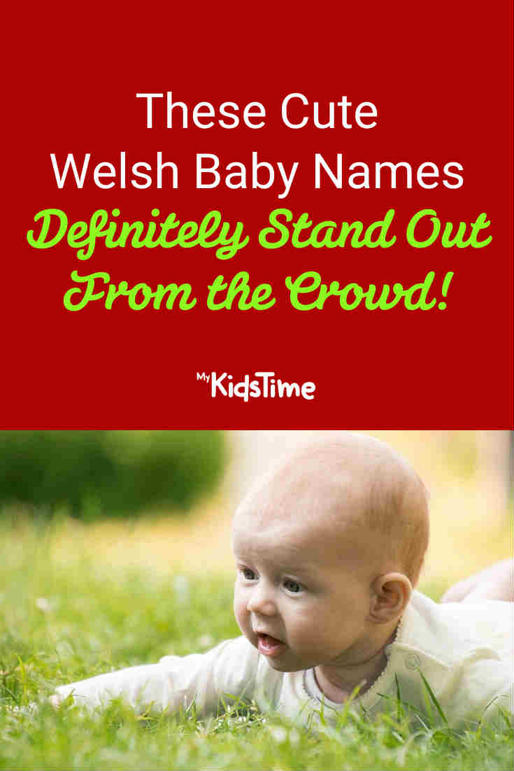 These Cute Welsh Baby Names Definitely Stand Out From the Crowd - Mykidstime