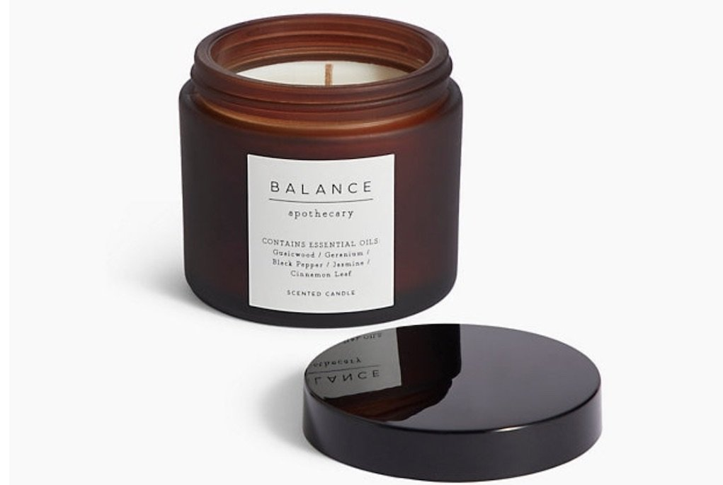 balance apothecary candle best mother's day gifts from M&S