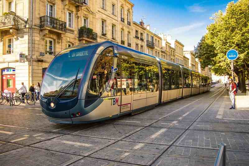 bordeaux trams