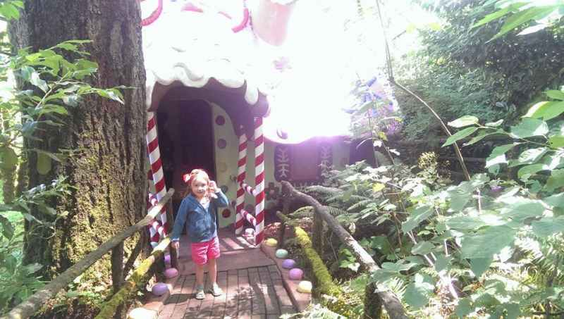 enchanted forest portland