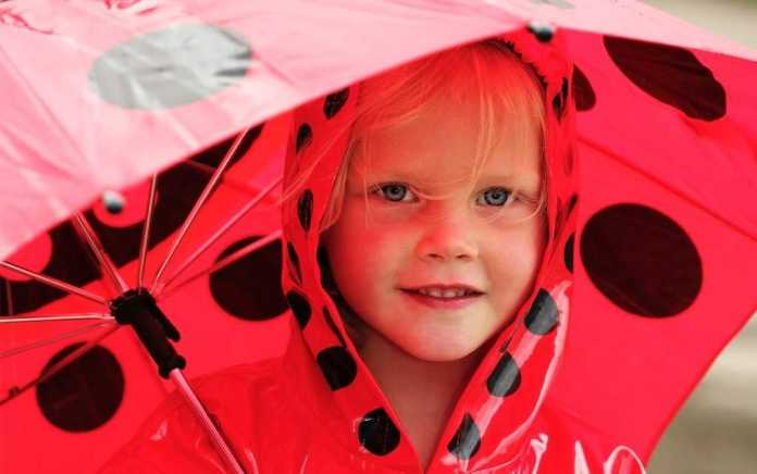outdoor rainy day activities for kids