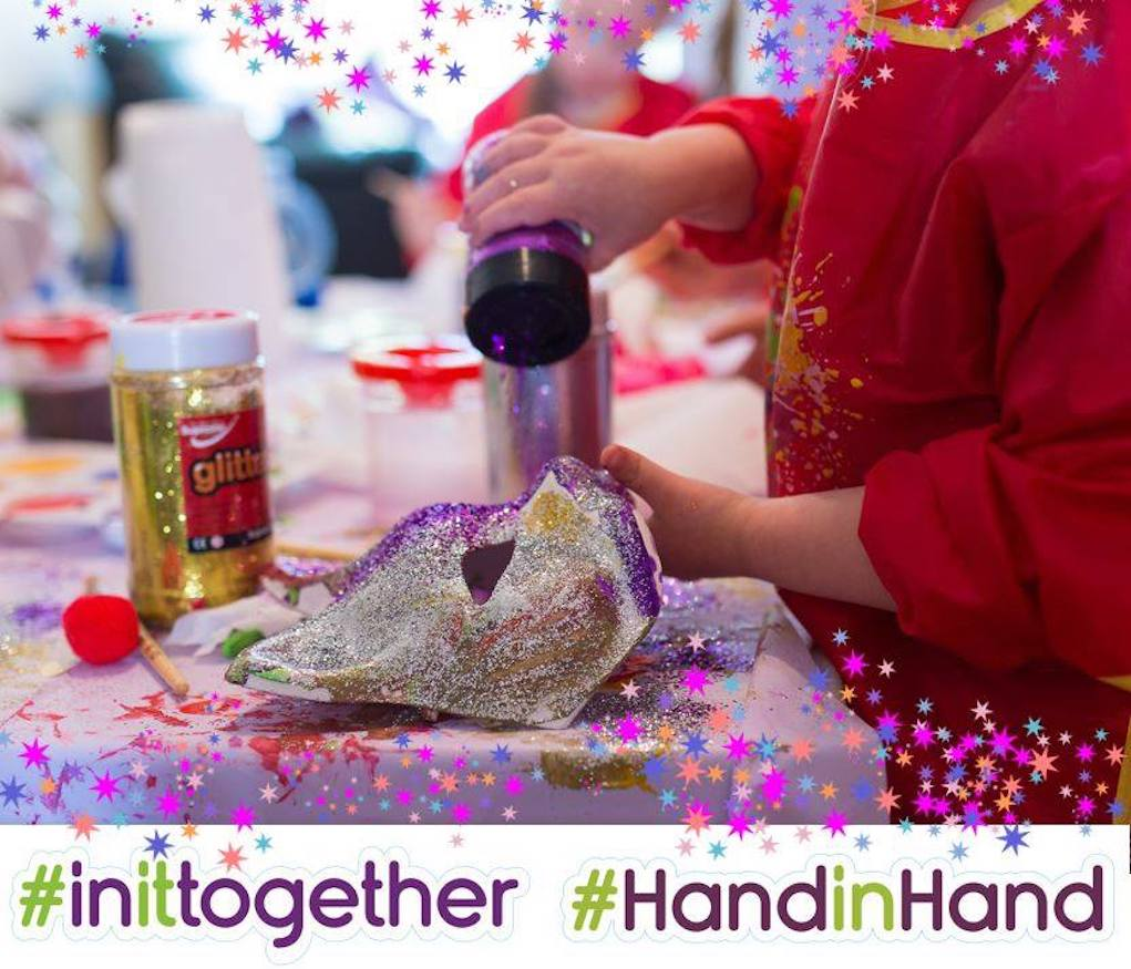 Hand in Hand support for families in Ireland affected by childhood cancer Play therapy sessions