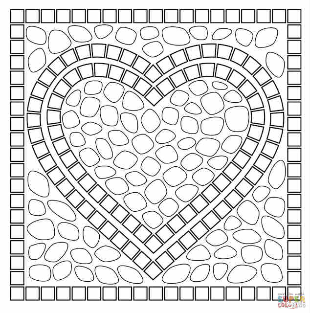 heart-coloring-pages