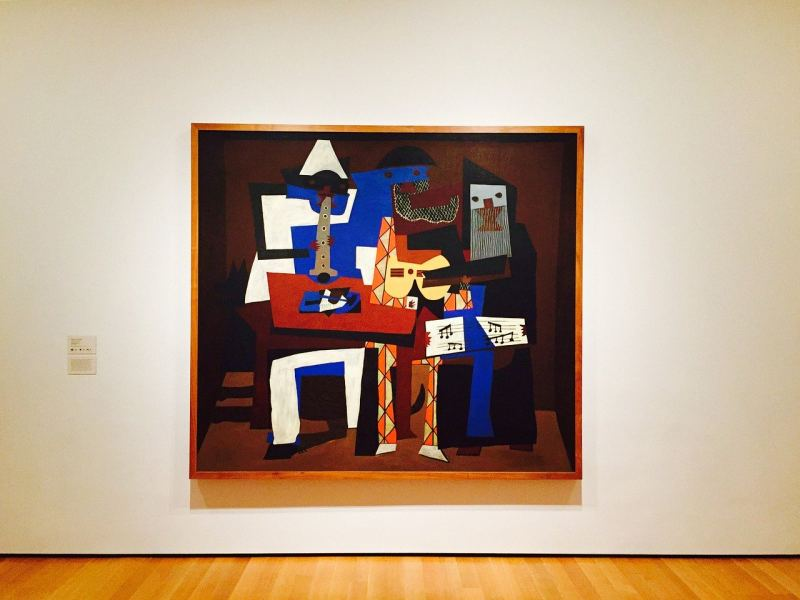 picasso at moma new york