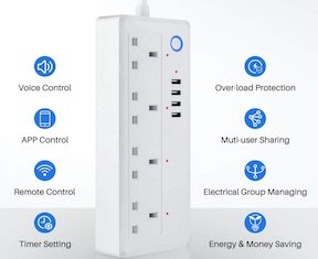 smart power strip The Best Smart Home Devices To Help Go Green And Save Money
