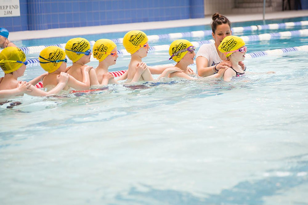 Swim Buddies Easter Camps Galway