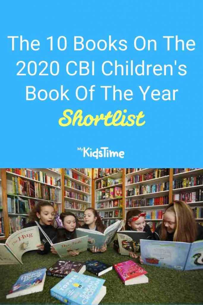 The 10 Books On The 2020 CBI Children's Book Of The Year Shortlist