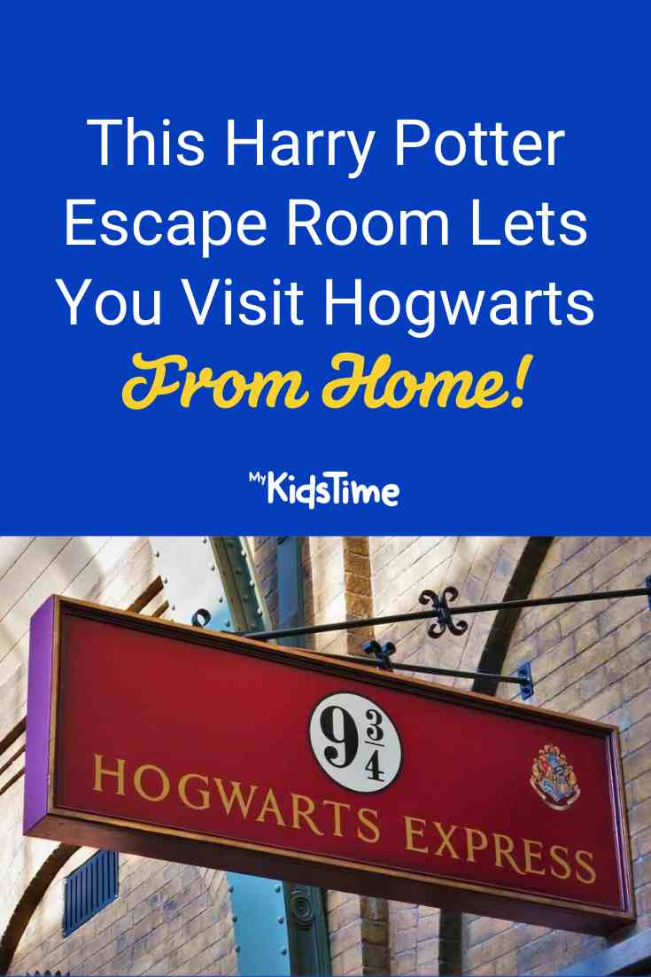 This Harry Potter Escape Room Lets You Visit Hogwarts From Home! - Mykidstime