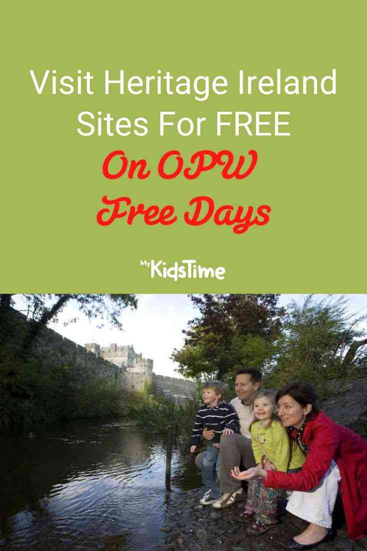 Visit Heritage Ireland Sites For FREE On OPW Free Days