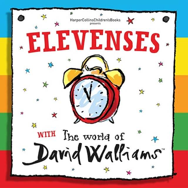 David Walliams story time